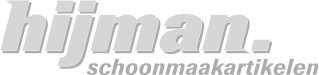 Afvalzak Comtesse HDPE 60 x 80 cm T16 grijs kraak