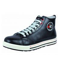 Schoen Cofra Dunk hoog zwart S3