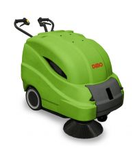 Veegmachine Dibo Sweeper 512E incl. batterij (3.217.005)