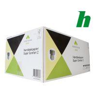 Handdoekpapier Comtesse Future Super Comfort Z wit 24x21 cm 2 lgs