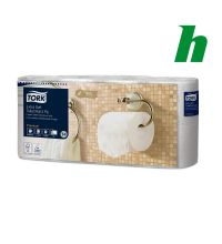 Toiletpapier Tork Extra Soft 3-laags wit 155 vel T4