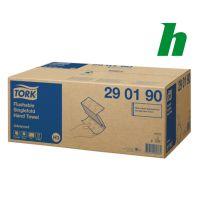 Handdoekpapier Tork Advanced Z-fold Flushable 2 lgs 23x23 cm H3