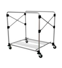 Verrijdbaar frame Rubbermaid X-Cart 300 liter VB 871644