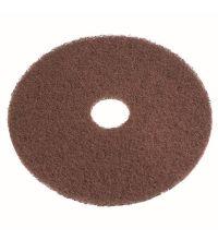 Vloerpad Comtesse speciaal 17 inch bruin huismerk