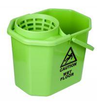Mopemmer spaans vierkant met korf groen