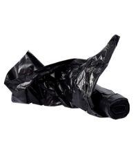 Afvalzak LDPE 60 x 70 cm T30 zwart