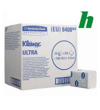 Toiletpapier bulkpack Kleenex 2-laags 8408 tissue wit