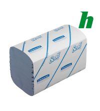 Handdoekpapier Scott 6664 Performance blauw 1-laags Interfold