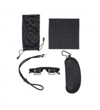 Wasbril I-Suit kit assy Angle View Glasses