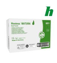 Handdoekpapier Scott 6811 Interfold Natura wit 2-laags 25 x 23 cm