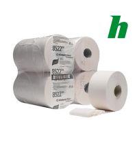 Toiletpapier mini jumbo Scott 2-laags 8522 tissue wit 474 vel