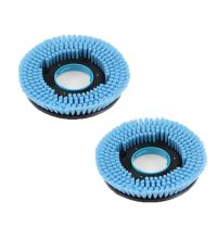 Borstelset I-Mop XL kit assy brush soft blauw (L+R)