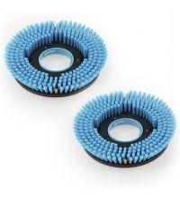 Borstelset I-Mop XL kit assy brush *blue* (L+R) standard