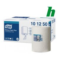 Handdoekrol Tork C-feed Plus 160 meter x 24,5 cm 2-laags wit M2