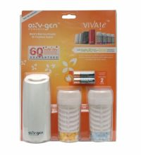 Luchtverfrisser startpakket Oxy-Gen disp. incl. 2 vullingen