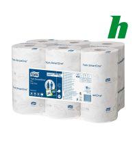 Toiletpapier Tork Mini Toilet Roll SmartOne 2-lgs 620 vel