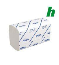 Handdoekpapier Scott 6663 Performance wit 1-laags Interfold
